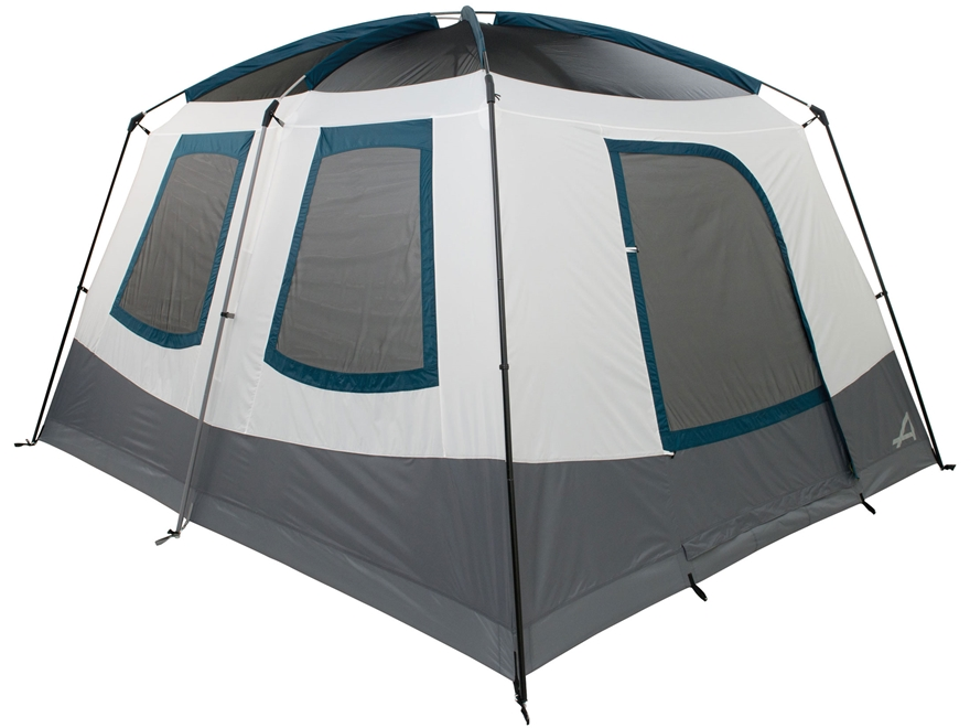 "ALPS Mountaineering Camp Creek 2 Room Dome Tent 144"" x 120"" x 84"" Polyester Brown and Tan"