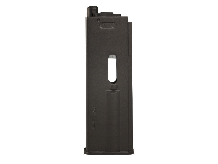 Umarex Legends M712 Blowback Air Pistol Magazine 177 Caliber 18 Round Black
