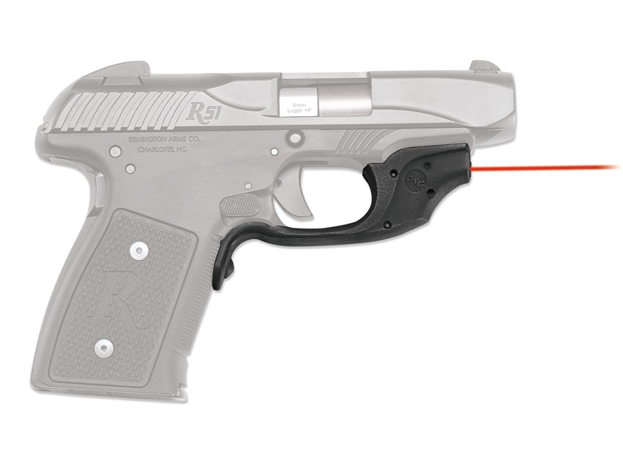 Crimson Trace Laserguard Remington R51 Polymer Black