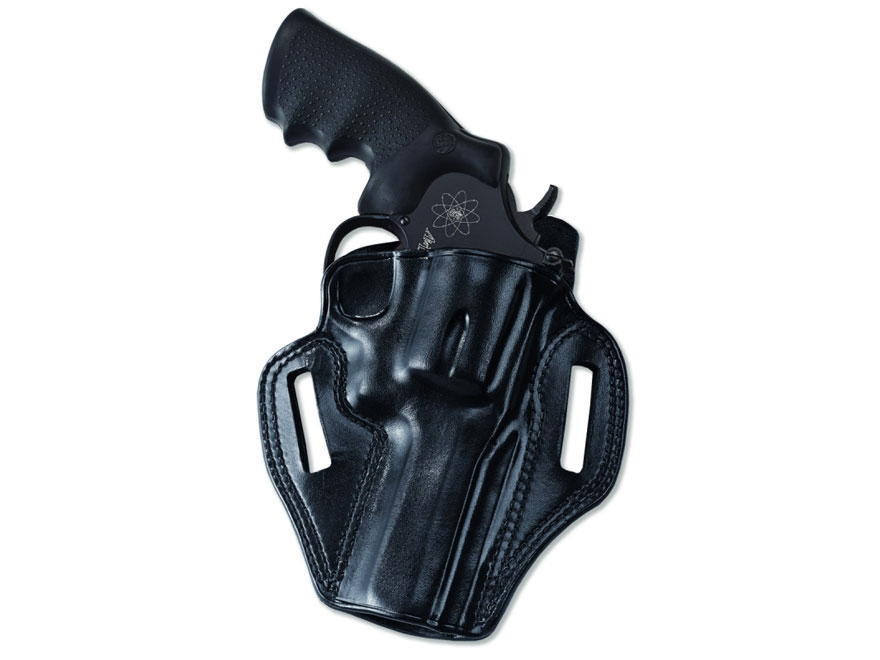 "Galco Combat Master Belt Holster Right Hand S&W Governor 2-3/4"" Barrel Leather"