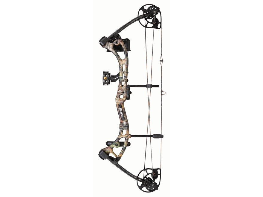 Bear Archery Apprentice 3 Compound Bow Package