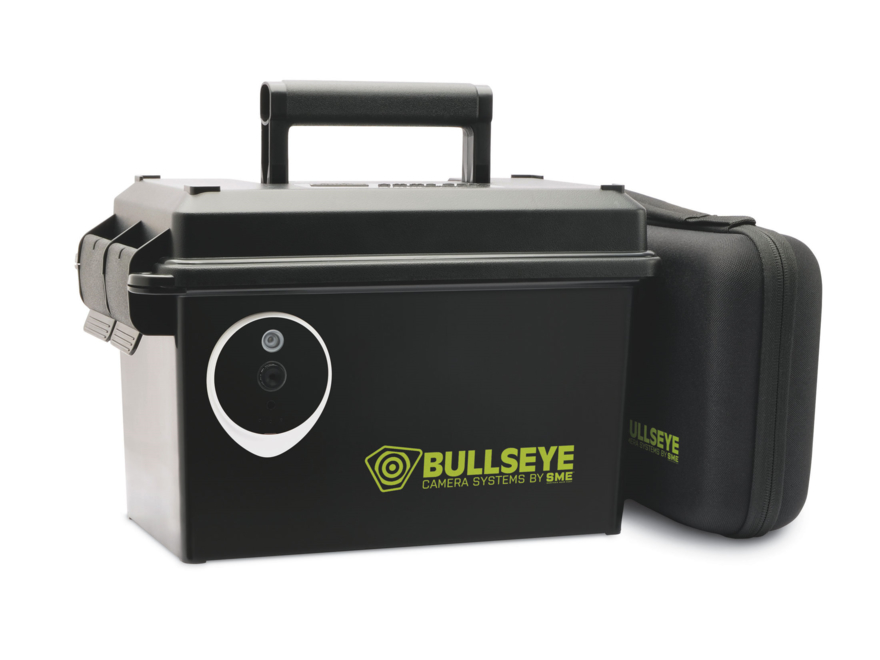 Bullseye Camera Systems AmmoCam Long Range Edition 1 Mile Target Camera System