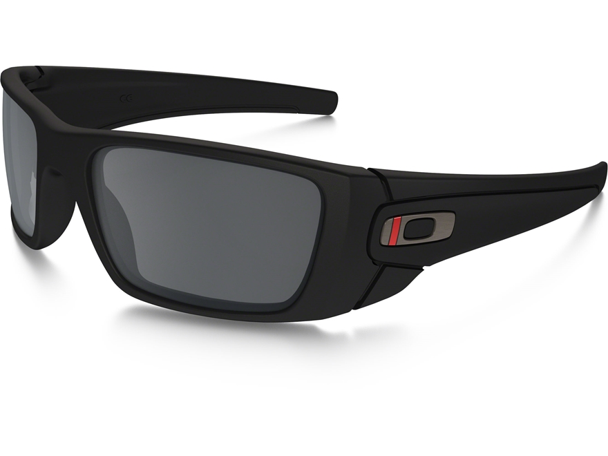 oakley sunglasses thin frame  oakley si fuel cell thin red line sunglasses black frame/gray lens
