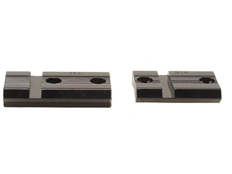Ironsighter 2-Piece Weaver-Style Scope Base Remington 700, Howa 1500, Weatherby Vanguar...