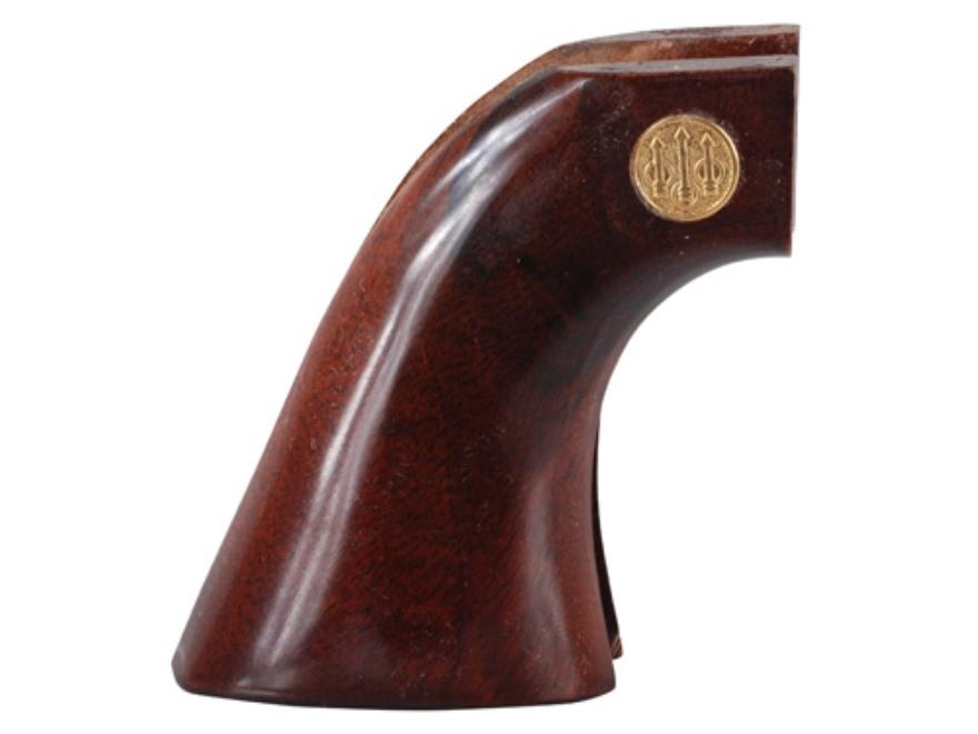 Beretta Grips Beretta Stampede Wood Brown with Medallion