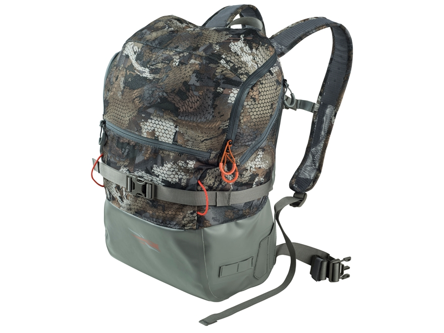 Sitka Gear Waterfowl Timber Pack Polyester Gore Optifade Waterfowl Timber Camo