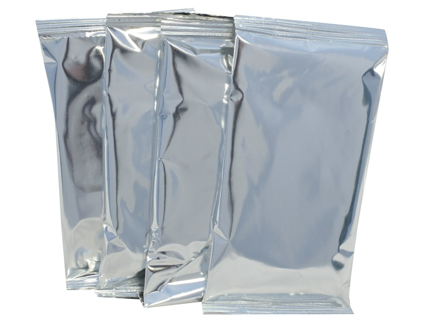 Stack-On 4 Pack Silica Gel Desiccant Dehumidifier Packets (Protects 24 Cubic Feet at 5-...