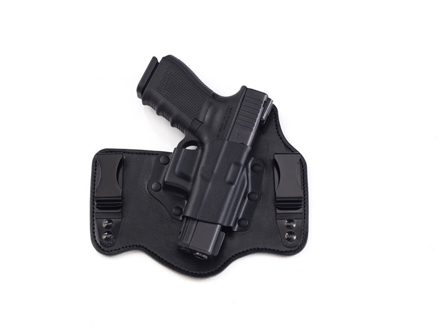 Galco KingTuk Tuckable Inside the Waistband Holster Right Hand Glock 17, 19, 22, 23, 31...