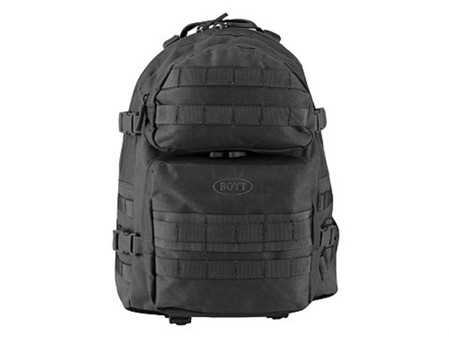 Boyt TAC030 Tactical Backpack Nylon Black