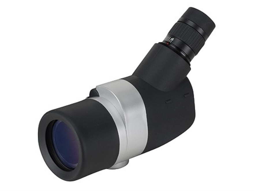 Bushnell Spacemaster Collapsible Spotting Scope 45 Degree Eyepiece 15-45x 50mm Silver a...