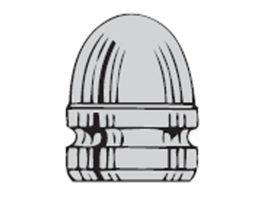 Saeco Bullet Mold #940 9x18mm (9mm Makarov) (365 Diameter) 100 Grain Round Nose Bevel Base