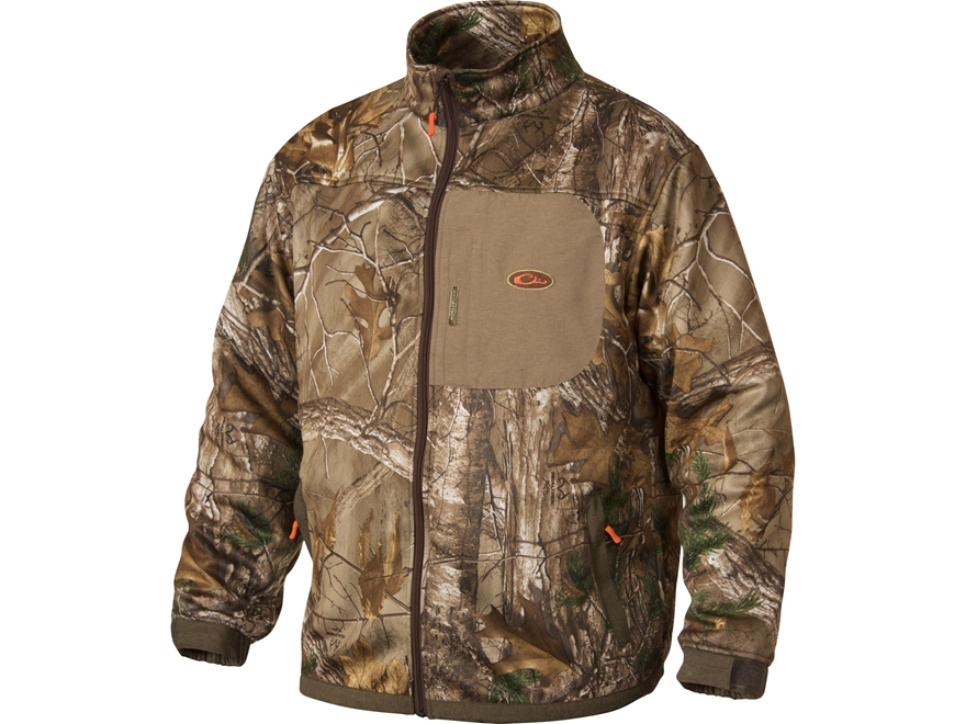 Drake Men's Non-Typical Silencer Scent Control Endurance Jacket Polyester