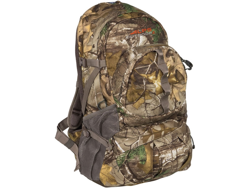 ALPS Outdoorz Dark Timber Backpack Polyester Realtree Xtra Camo