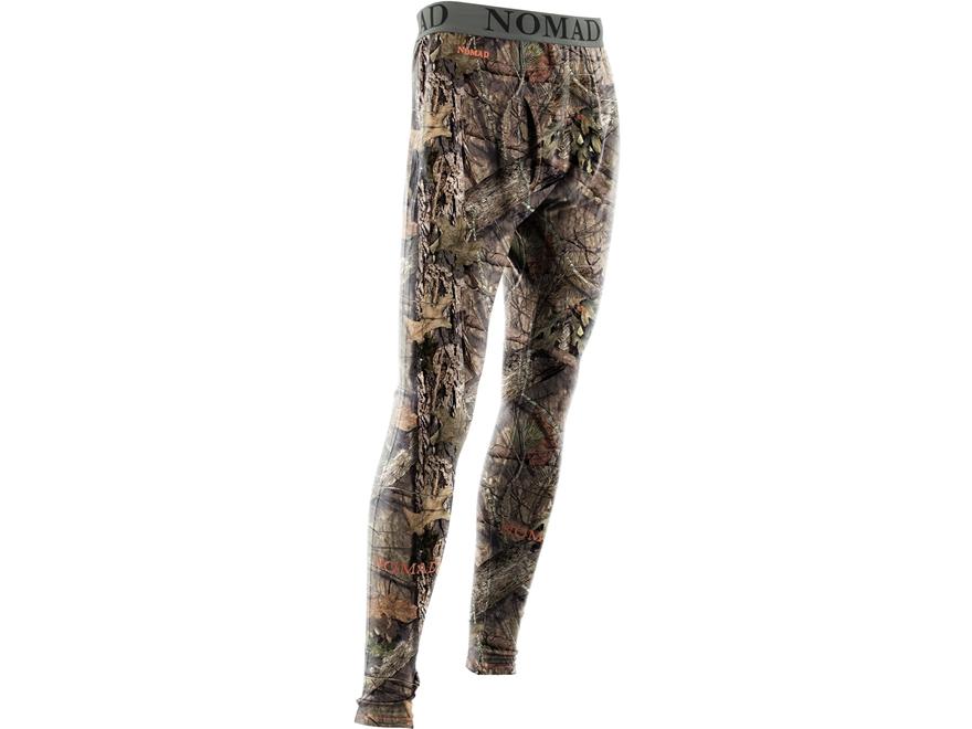 Nomad Men's Heartwood LVL 1 Lightweight Base Layer Pants Polyester