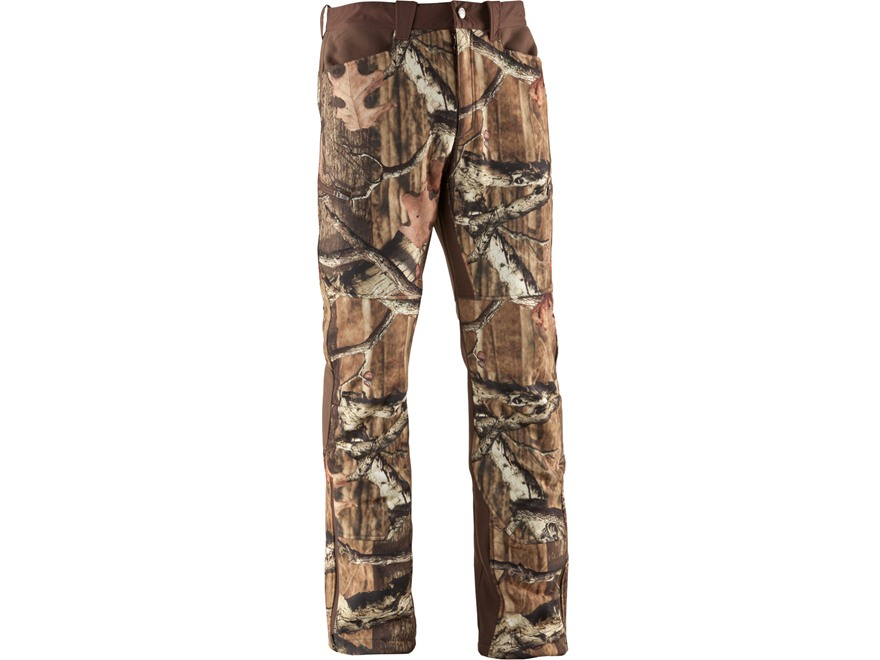 Under Armour Men's Ayton Fleece Pants Polyester Mossy Oak Break-Up Infinity Camo 44 Wai...