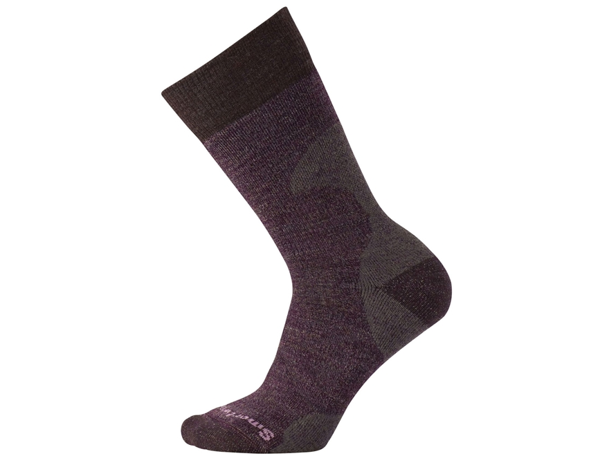 Smartwool Women's PhD Hunt Medium Crew Socks Merino Wool/Nylon