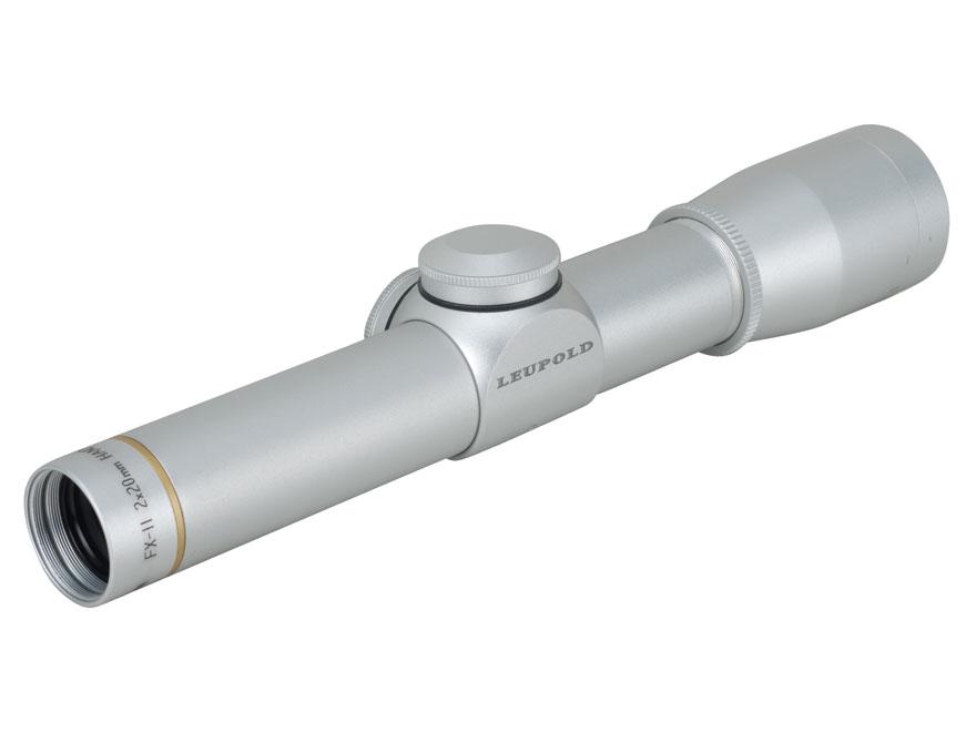 Leupold FX-II Pistol Scope 2x 20mm Duplex Reticle