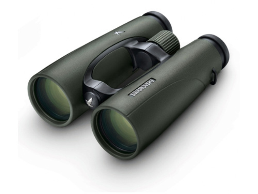 Swarovski EL Swarovision Binocular 12x 50mm Roof Prism Armored Green