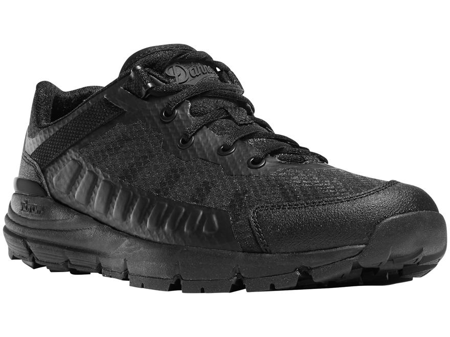 """Danner ShadowTec 3"""" Tactical Shoes Leather/Nylon Black Men's"""