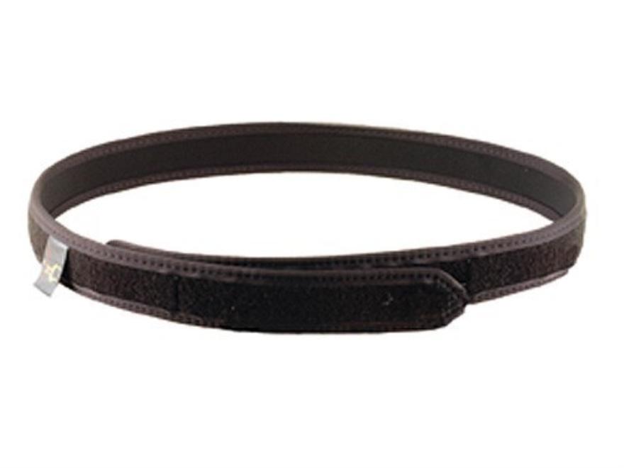 "Safariland 4325 Reversible Belt 1-1/2"" Loop Lining Laminated Leather"