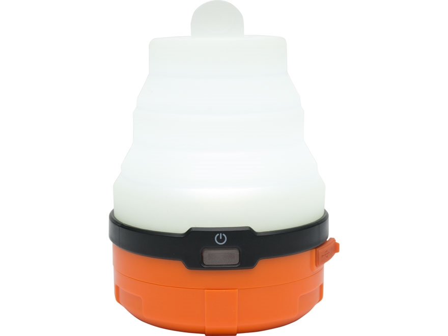 UST Spright Recharge LED Lantern with Power Bank Lithium Ion Battery ABS Plastic Orange