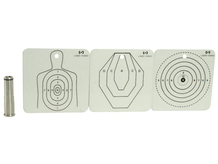 Laser Ammo SureStrike Laser Trainer Cartridge 38 Special, 357 Magnum