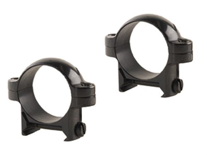 "Burris 1"" Zee Weaver-Style Rings Gloss Super-Low"