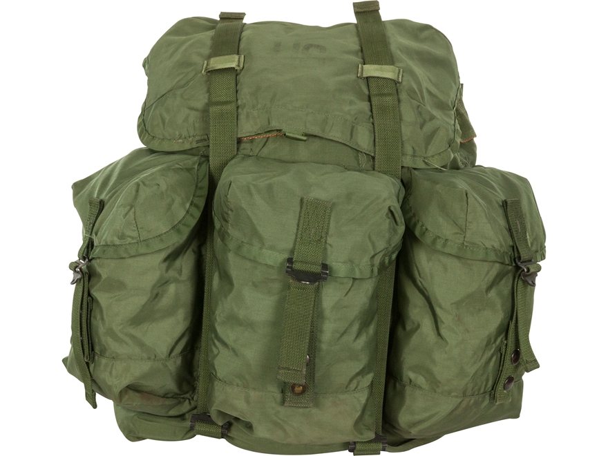 Military Surplus Medium ALICE Pack (Main Pack Only) Nylon