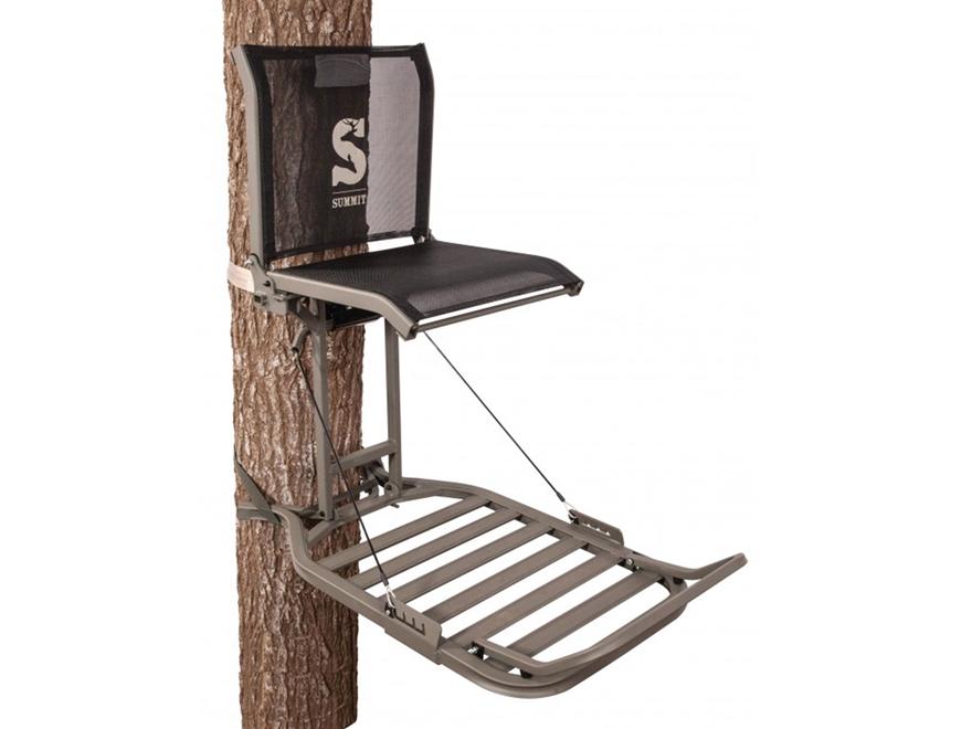 Summit rsxRaptor Hang On Treestand Aluminum