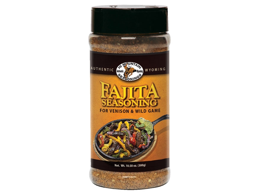 Hi Mountain Venison Fajita Seasoning 10.5 oz
