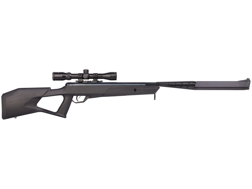 Benjamin Trail SBD Nitro Piston 2 Break Barrel Air Rifle Pellet Black Synthetic Stock M...