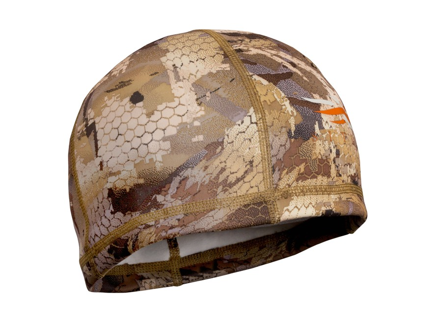 Sitka Gear Sitka Beanie Polyester Gore Optifade Waterfowl Marsh Camo