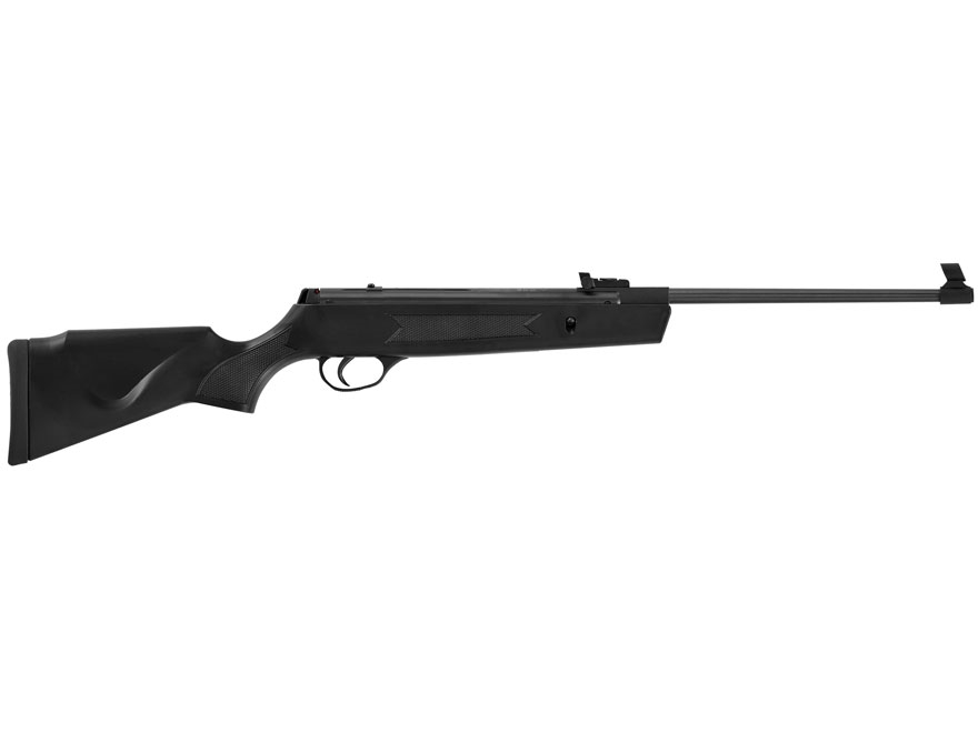 Hatsan Alpha Break Barrel Air Rifle 177 Caliber Pellet Synthetic Stock