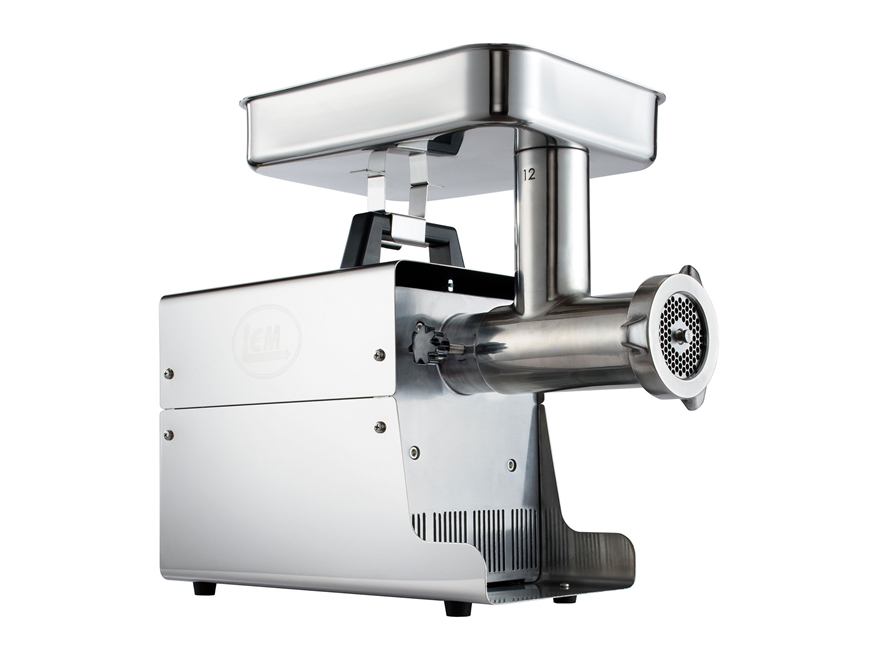 LEM #12 Big Bite Meat Grinder .75 HP Stainless Steel