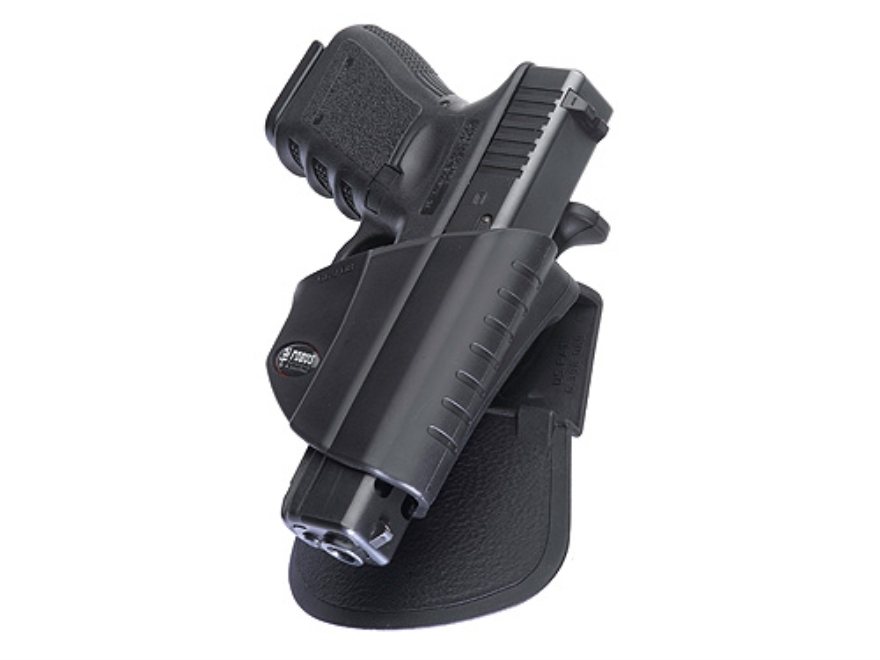 Fobus Level 2 Retention Roto Belt Holster Right Hand Glock 17, 19, 22, 23, 31, 32, 34, ...