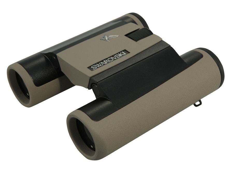 Swarovski CL Pocket Binocular 8x 25mm Roof Prism Armored Tan Demo