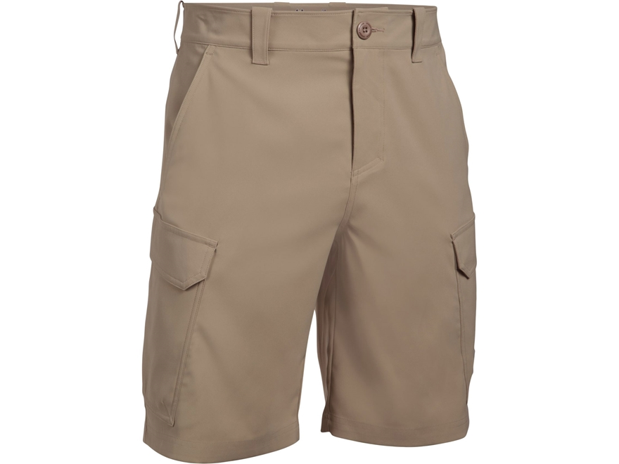 Under armour men 39 s fish hunter cargo shorts upc for Under armour fishing shorts