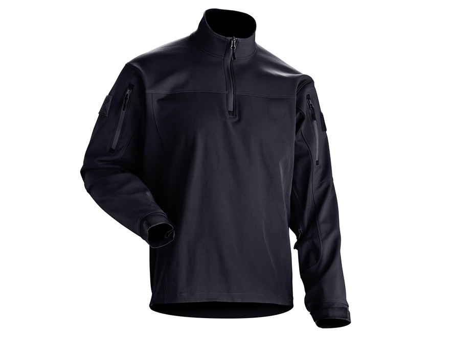 Smith & Wesson M&P Oakland Soft Shell Pullover Black Large