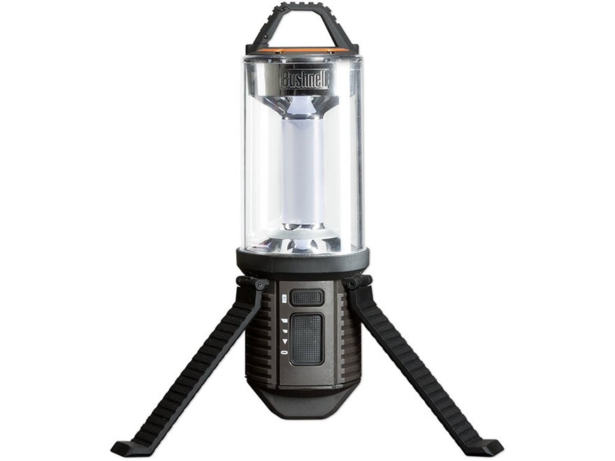 Bushnell Rubicon A200L Lantern LED Requires 4 AA Batteries Polymer Black
