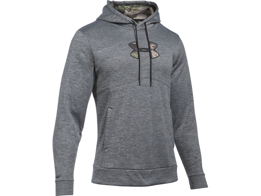 Under Armour Men's UA Franchise Caliber Hoodie Polyester