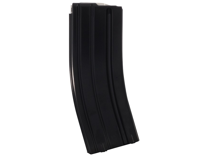 E-Lander Magazine AR-15 223 Remington 30-Round Steel Matte