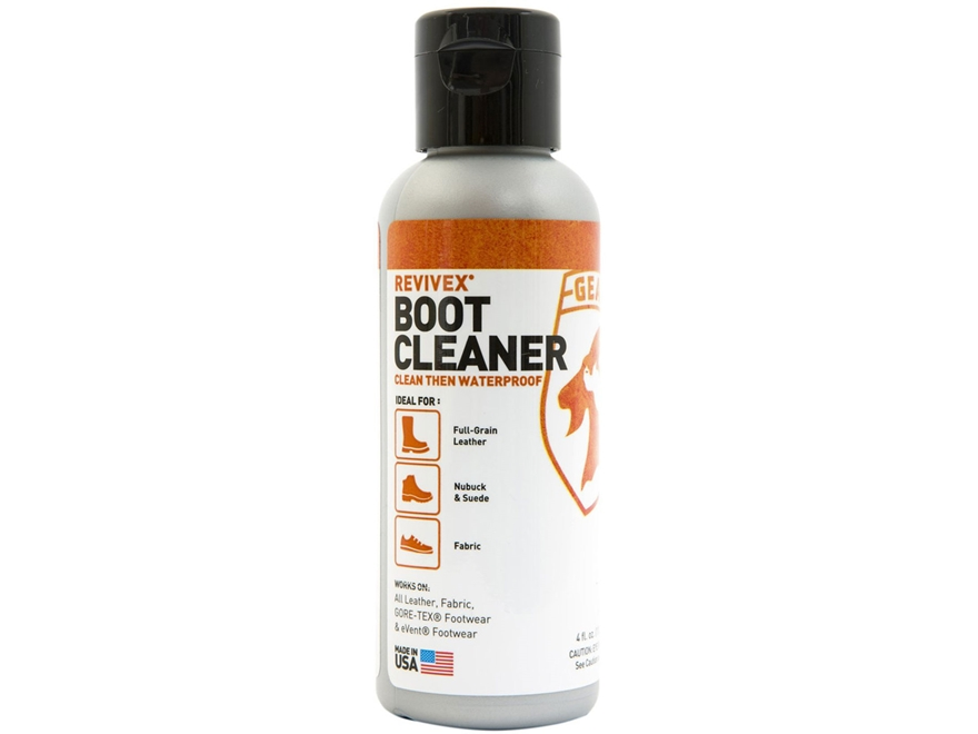 Gear Aid ReviveX Boot Cleaning Liquid 4 oz