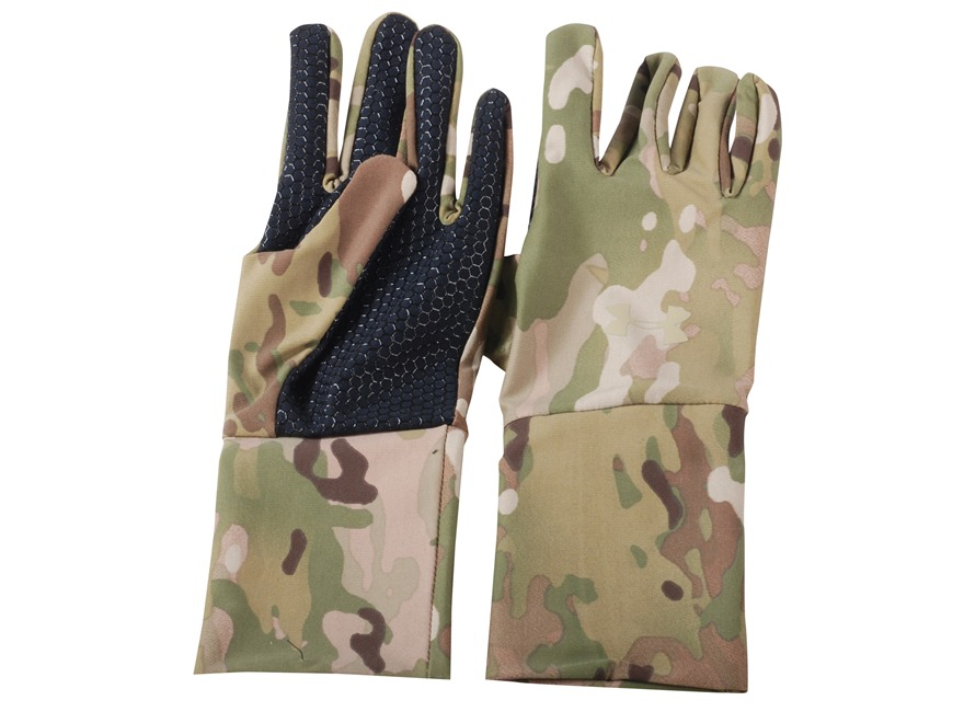 Under Armour ColdGear Liner Gloves Polyester Multicam Camo Large