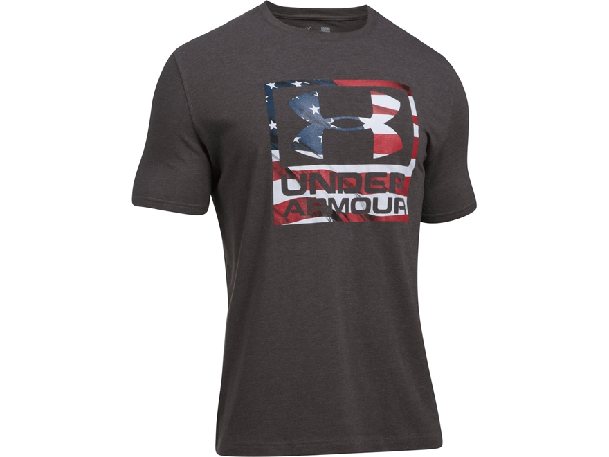 Under Armour Men's UA BFL T-Shirt Short Sleeve Charged Cotton