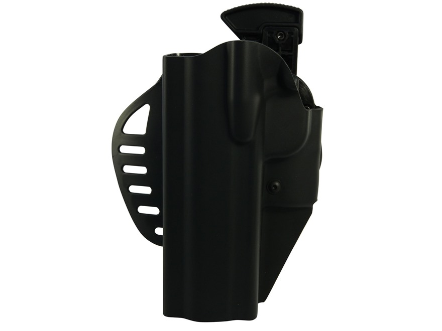 Hogue PowerSpeed Concealed Carry Holster Outside the Waistband (OWB) 1911 Government