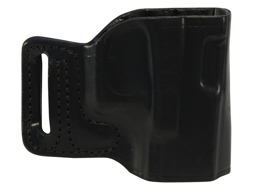 DeSantis L-GAT Outside the Waistband Slide Holster Right Hand Glock 17, 19, 22, 23, 26,...