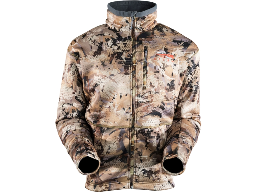 Sitka Gear Men's Gradient Fleece Jacket Polyester