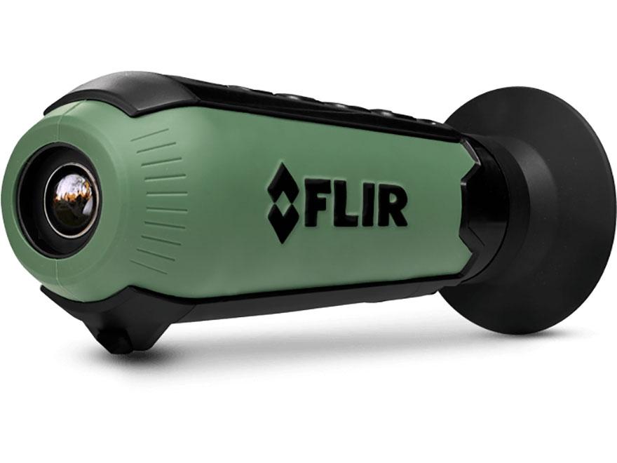 FLIR Scout TK Compact Thermal Imaging Monocular Green