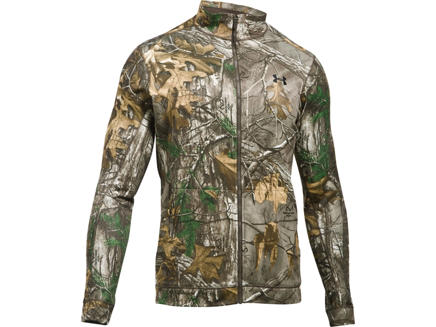 Under Armour Men's UA Stealth Early Season Scent Control Full Zip Jacket