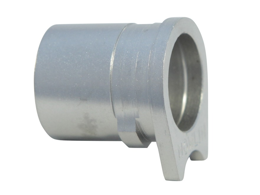 Nowlin Match Barrel Bushing 1911 Government Stainless Steel